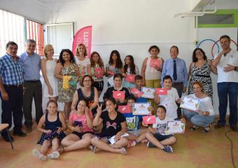 Vardanush Hovhannisyan's EVS experience in Spain
