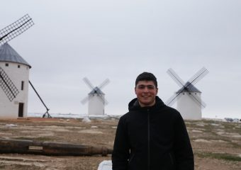 Vahan Martirosyan Shares his Story from the TC in Spain.